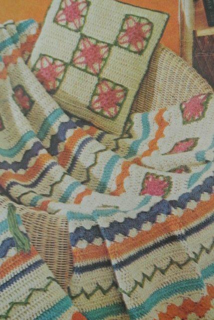 1970s crochet mccalls '71