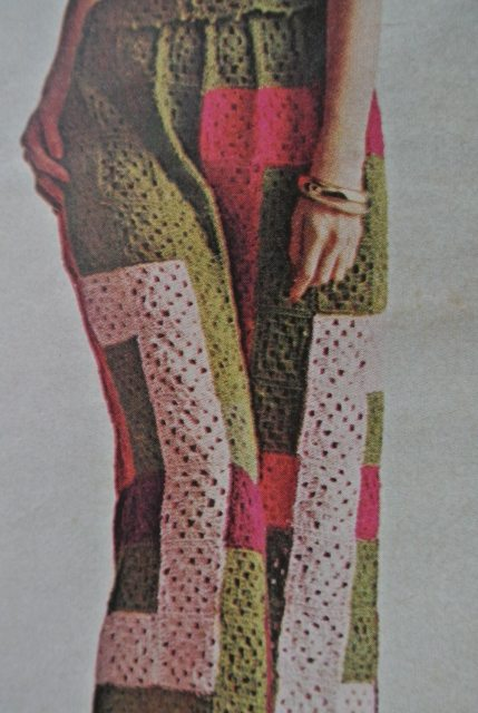 1970s crochet style mccalls fashion
