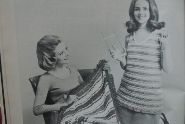 1970s crocheters