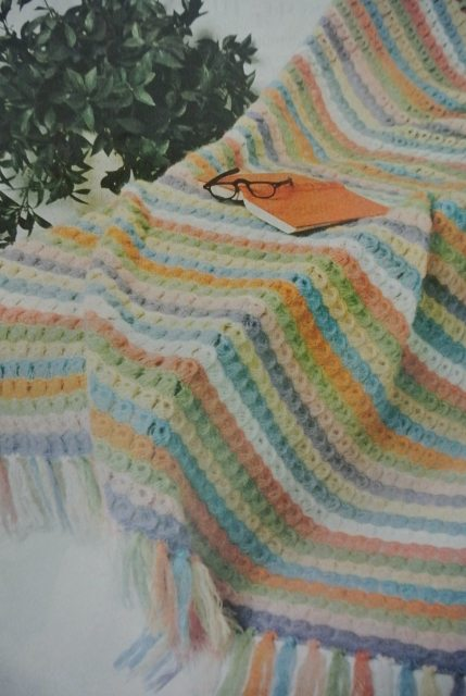70s crochet fun