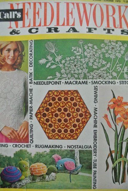 1972 summer mcalls crochet
