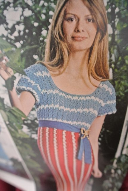 Post image for Vintage Crochet Wearables: 4th of July Eye Candy