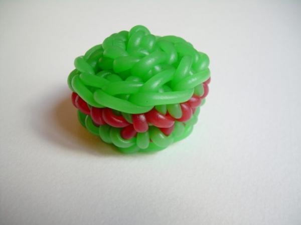 crochet candy art