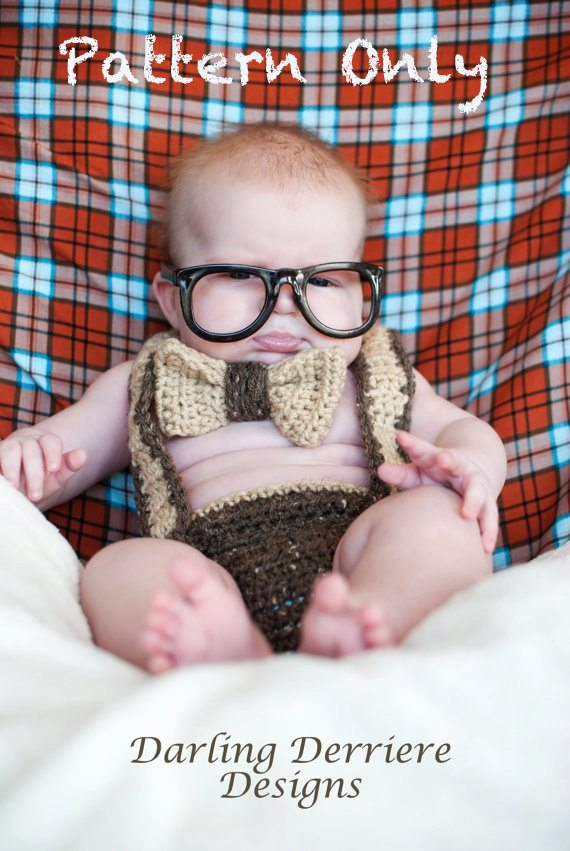 crochet glasses baby Geek Chic: Hot Style in Glasses and Crochet