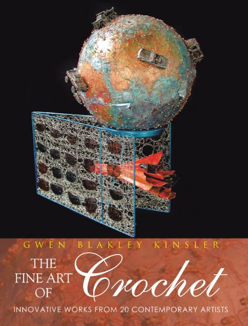 fine art of crochet book Crochet Blog Roundup: September in Review
