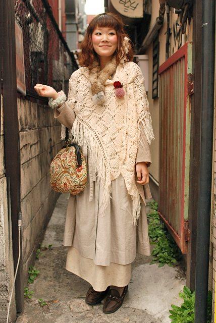 mori girl crochet