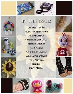 Giveaway! Get Inspired Crochet Digital Magazine!