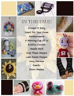 inspired crochet designers