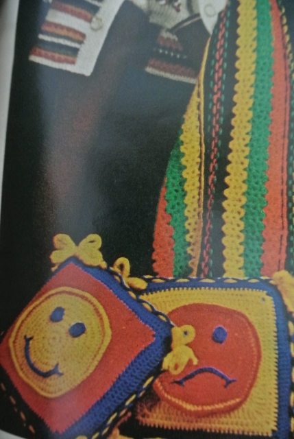 1970s crochet magazine images 9 20 More Pretty Examples of 1972 Retro Crochet