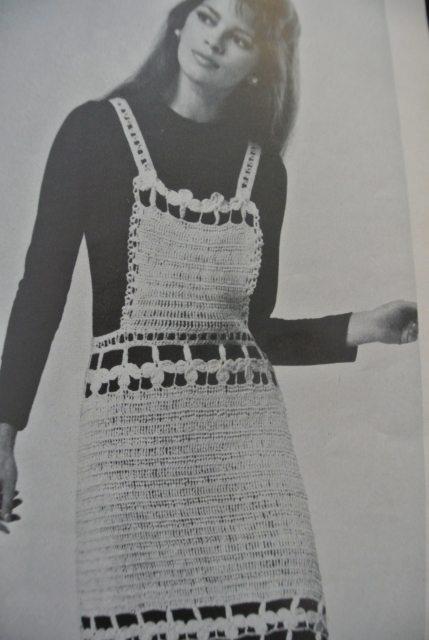 1970s crochet magazine