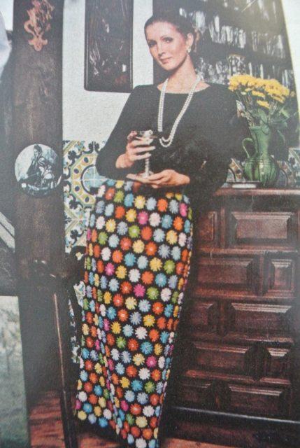 1970s crochet