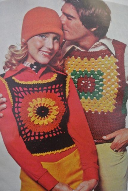 1970s mccalls crochet 20 Hot Examples of 1970s Crochet Style from McCalls