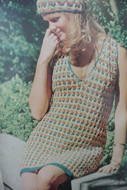 70s crochet clothing 3