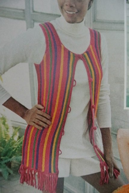 70s crochet clothing 4 20 Hot Examples of 1970s Crochet Style from McCalls