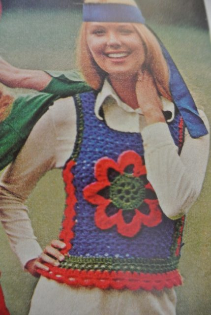 70s crochet clothing 20 Hot Examples of 1970s Crochet Style from McCalls