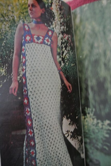 70s mccalls crochet 2 Vintage Crochet Wearables: 4th of July Eye Candy