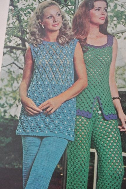 70s mccalls crochet 3 20 Hot Examples of 1970s Crochet Style from McCalls