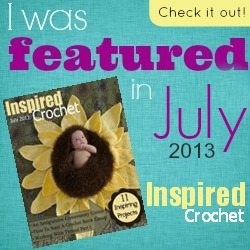 Blog Featured in Inspired Crochet Press
