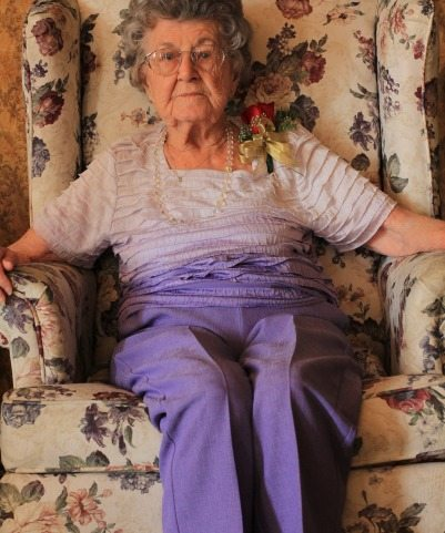 Post image for 101 Year Old Woman Continues Crocheting