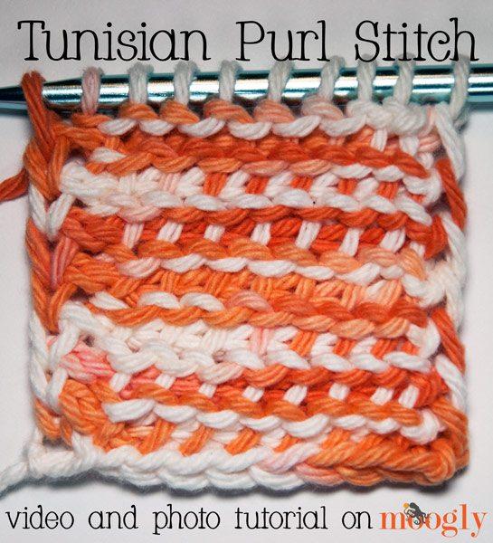 Tunisian-Purl-Stitch-Video-and-Photo-Tutorial-moogly