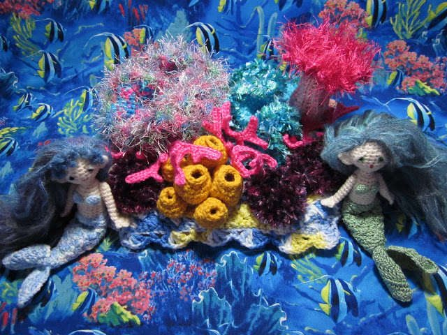 crochet coral reef_3