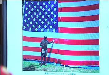 crochet flag Special Stories About Crochet American Flags for 4th of July