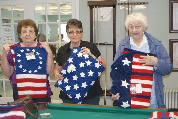 crochet flags Special Stories About Crochet American Flags for 4th of July