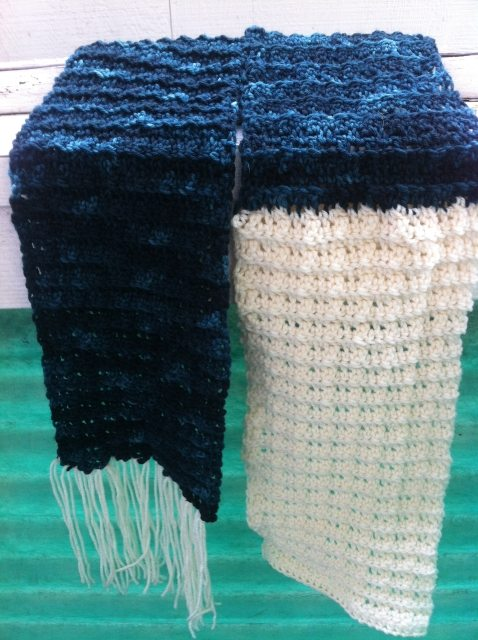 crochet scarf Updates from a Crochet Blogger