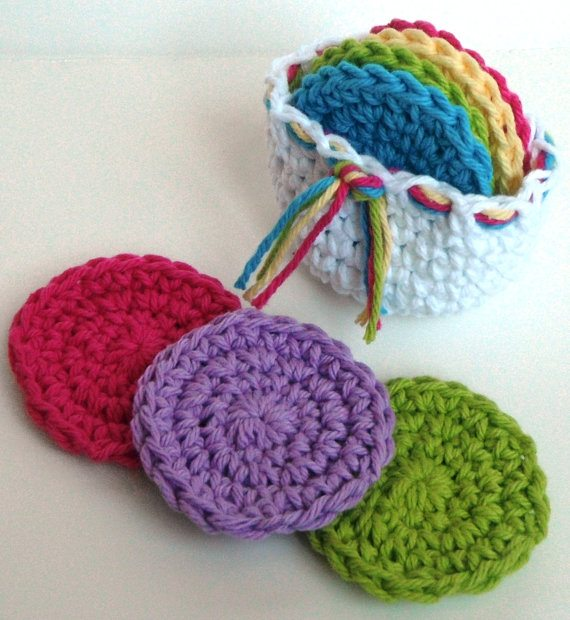 crochet scrubbies Finding Joy in Making and Displaying Crochet Dishcloths