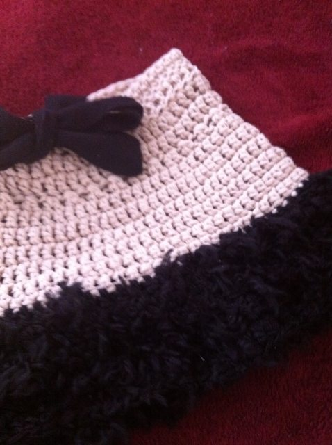 crochet skirt Items Ive Crocheted Recently