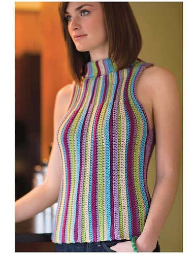 crochet stripe sweater pattern 100 Unique Crochet Shirts and Sweaters