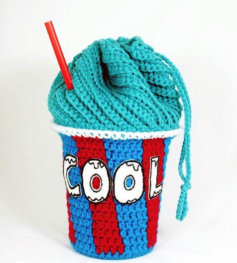 free crochet slushie pattern