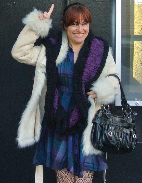 kathryn crochet scarf