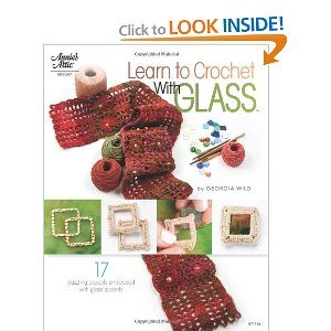 learn to crochet with glass 2013 in Crochet: Crochet Books and Writing