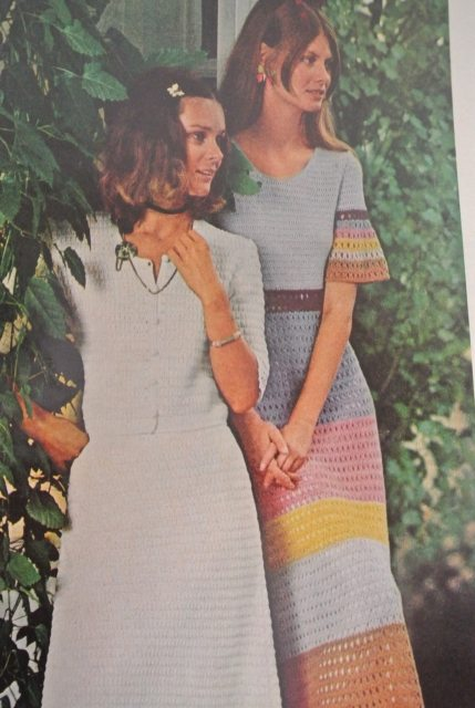 mccalls vintage crochet 20 Hot Examples of 1970s Crochet Style from McCalls