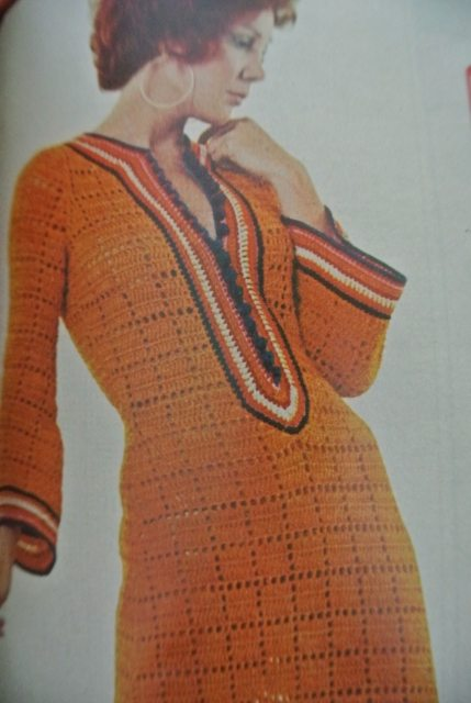 more 1970s crochet magazine images