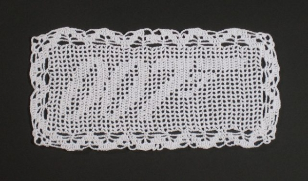 nathan vincent filet crochet 600x353 De Stash Your Yarn With a Donation to Male Crochet Artist