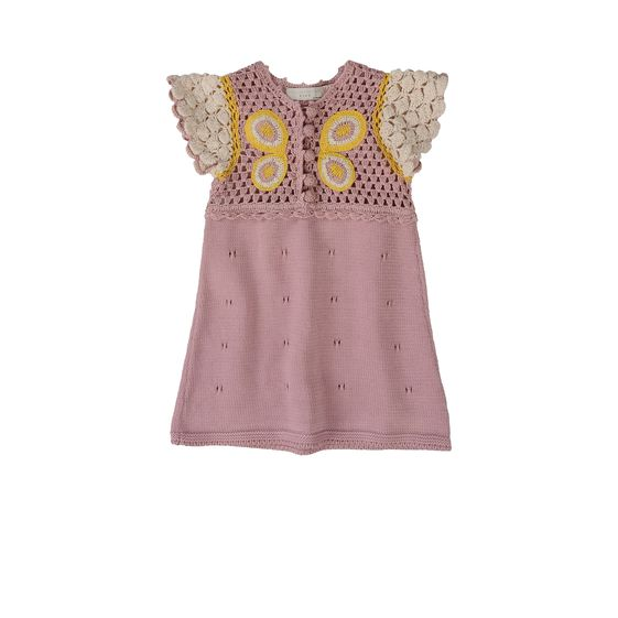 stella mccartney crochet baby dress Designer Crochet: Stella McCartney
