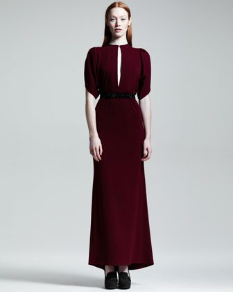 stella mccartney keyhole dress Designer Crochet: Stella McCartney