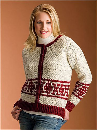 tapestry crochet sweaters