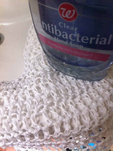 washcloth Updates from a Crochet Blogger