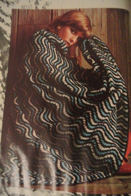 1975 crochet blanket