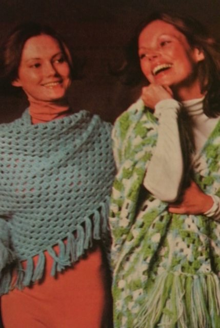 DSC 7391 1970s Crochet Inspiration: 1975 Crochet