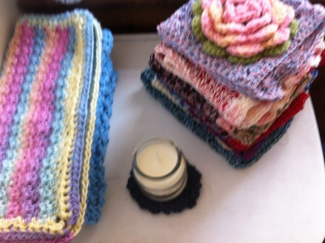 Post image for She's Gone a Little Dishcloth Crazy