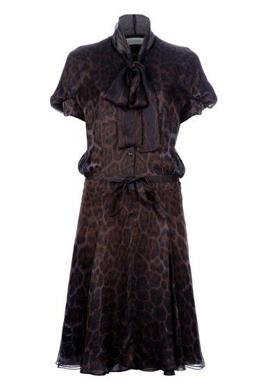YSL designer dress