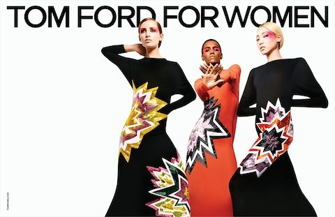 Tom Ford Womenswear Designer Crochet: The 50 Famous Fashion Designers Project