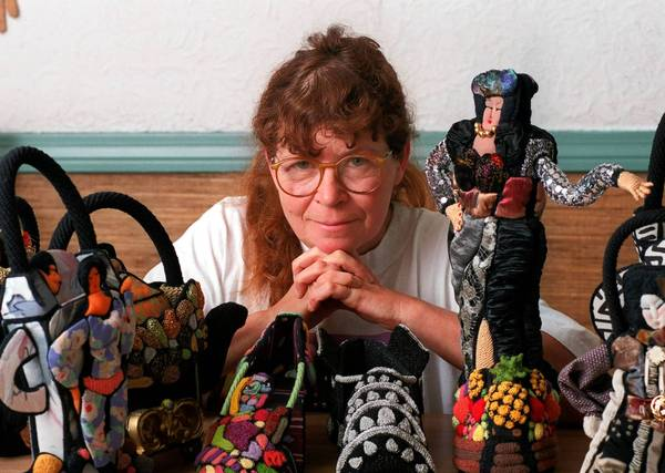 Post image for Remembering the Work of Crochet Artist Irene Reed