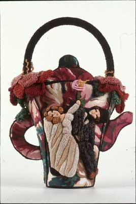 irene reed crochet teapot