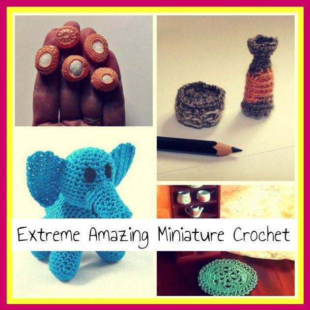 Post image for 20 More Examples of Extreme Tiny Crochet