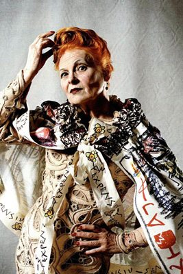 Post image for Designer Crochet: Vivienne Westwood